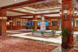 Sheraton Music City Lobby