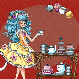 MTAC | Lolita Tea Party