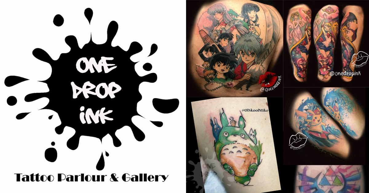 One Drop Ink Tattoo Parlour and Gallery | MTAC Score | April
