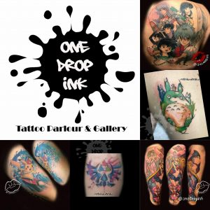 One Drop Ink Tattoo Parlour and Gallery | MTAC Lunar | April 19 - 21 ...