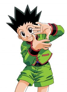 Gon from Hunter x Hunter