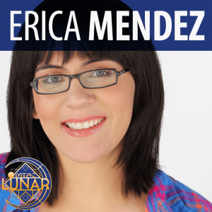 Erica Mendez at MTAC in Nashville, 2019