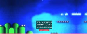 Geeks Love Gaming banner