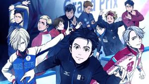 Yuri!!! on Ice artwork