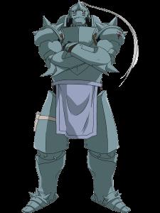Alphonse - FMA